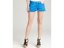 Cut Off Shorts by J Brand in Spring Breakers