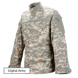 Army Combat Uniform BDU Jacket by Tru-Spec in Man of Steel