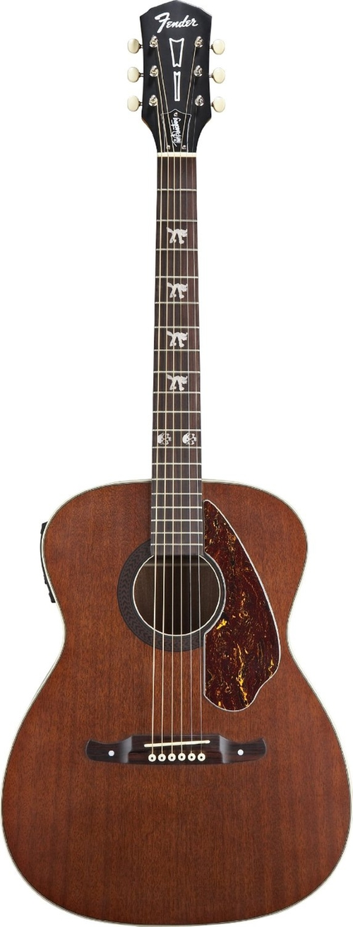 Tim Armstrong Hellcat Acoustic-Electric Guitar by Fender in Nashville - Season 4 Episode 8