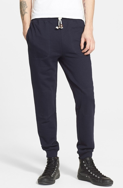 Cotton Terry Sweatpants by Band of Outsiders in Before I Wake