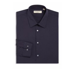 Slim-Fit Seaford Dress Shirt by Burberry in John Wick: Chapter 2