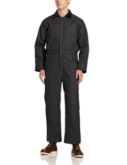 Men's Deluxe Insulated Coveralls by Berne in The 33