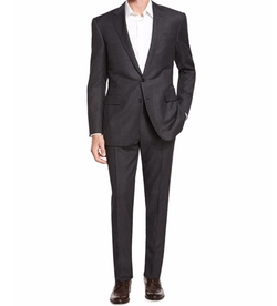Two-Piece Wool Suit by Ralph Lauren Black Label in House of Cards