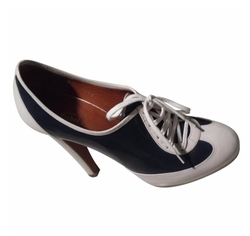 Blair Ankle Shoes by Michel Perry in Gossip Girl