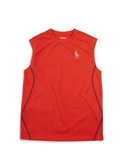 Big Pony Muscle Tee Shirt by Ralph Lauren in Cut Bank