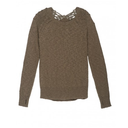 Lace Back Sweater by Pam & Gela in Pretty Little Liars - Season 7 Episode 4