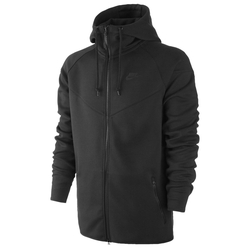 Tech Fleece Windrunner Zip Hoodie Jacket by Nike in Creed