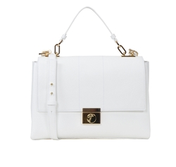 Flap Top Shoulder Bag by Versace in Scandal