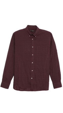 Sleeve Tab Sport Shirt by John Varvatos Star USA in Horrible Bosses 2