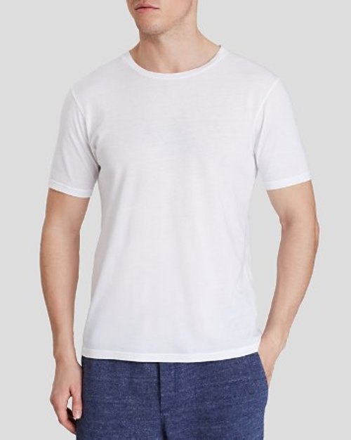 Basic Crew Neck Tee by Goodlife in Hot Pursuit