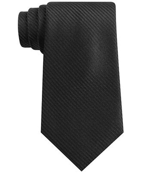 Splinter Solid Tie by Club Room in Bridge of Spies