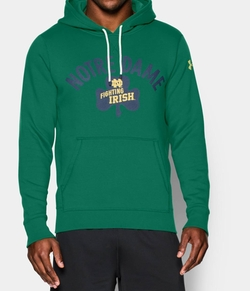 Notre Dame UA Iconic Hoodie Jacket by Under Armour in Brooklyn Nine-Nine