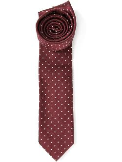Polka Dot Tie by Dolce & Gabbana in Beyond the Lights