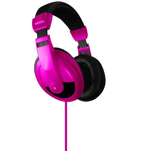 Vibe Stereo Headphones by DGL in Laggies