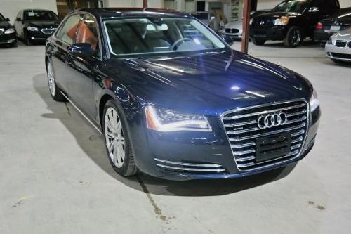 A8 Sedan by Audi in Hitman: Agent 47