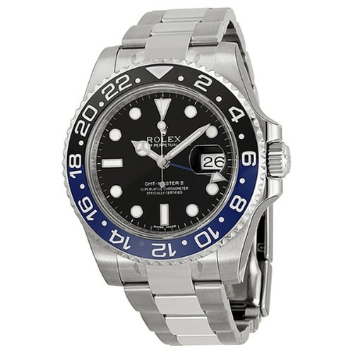 GMT Master II Mens Watch - 116710BLNR by Rolex in The Town