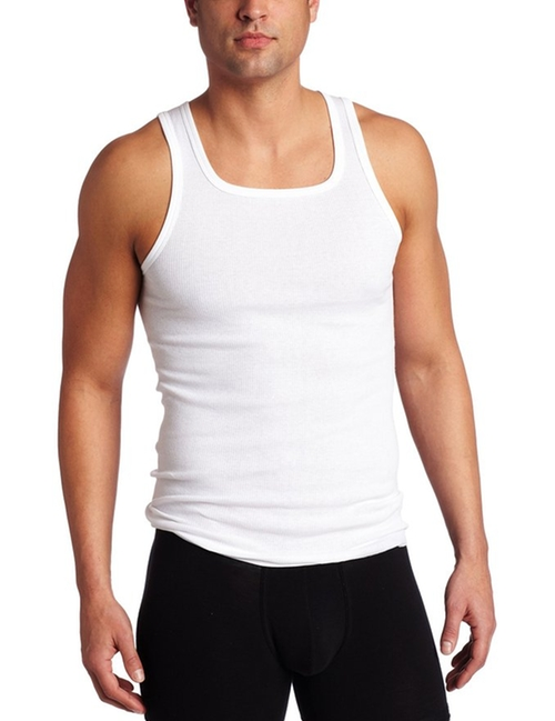 Core Basic Tank Top by C-IN2 in American Pie