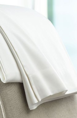 Thread Count Middle Flat Sheet by Westin Heavenly Bed in Birdman