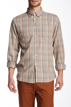 Flannel Plaid Shirt by Creep by Hiroshi Awai in The D Train