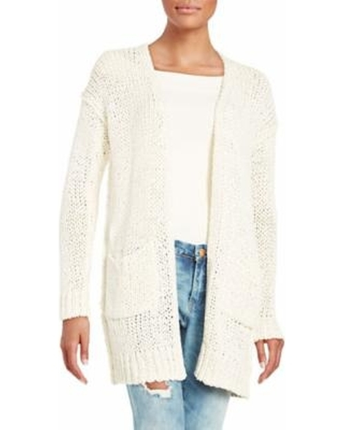 Open-Knit Cardigan by Free People in The Bachelorette