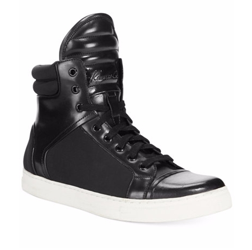 Double Header Hi-Top Sneakers by Kenneth Cole New York in Popstar: Never Stop Never Stopping