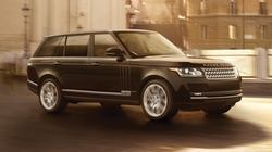 Range Rover by Land Rover in Keeping Up With The Kardashians