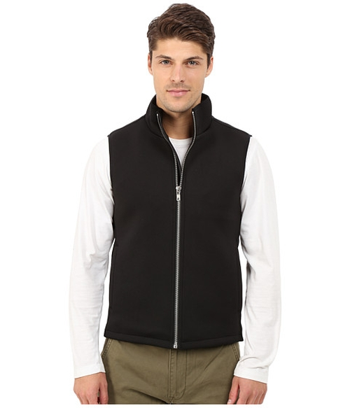 Stretch Neoprene Vest by Members Only in Quantico - Season 1 Episode 7