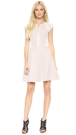 Sleeveless Lace Dress by Rebecca Taylor in How To Get Away With Murder