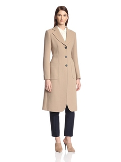 Long Patch Pocket Coat by Derek Lam in Jessica Jones