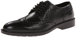 Men's Issac Banker Oxford Shoes by Hush Puppies in Modern Family