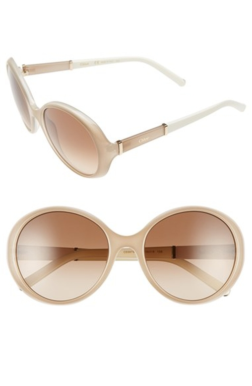 Daisy Round Sunglasses by Chloé in Empire - Season 2 Episode 5