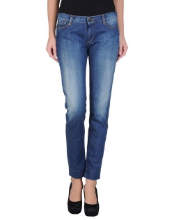 Skinny Denim Pants by See by Chloé in Dope