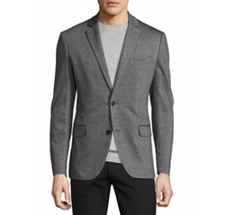 Rodolf Double-Face Blazer by Theory in New Girl