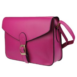 Leather Satchel Shoulder Bag by Aokdis in Pitch Perfect 2