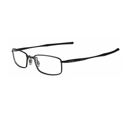 Pewter Casing Eyeglasses by Oakley in Bastards