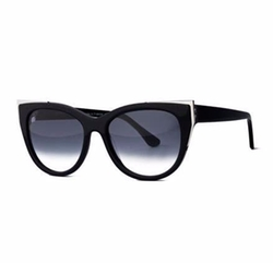 Epiphany Capped Cat-Eye Sunglasses by Thierry Lasry in Empire