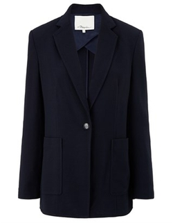 Wool Single Button Blazer by 3.1 Phillip Lim in How To Get Away With Murder