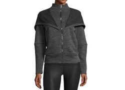Chill Hooded Sport Jacket by Alo Yoga in Quantico
