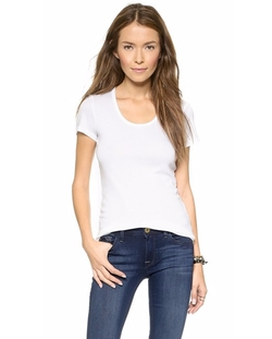 Scoop Tee by Splendid in The Girl on the Train