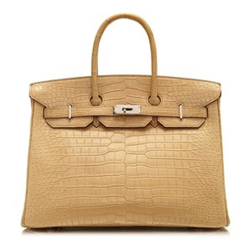 Crocodile Birkin Bag by Hermès in Keeping Up With The Kardashians - Season 11 Episode 13