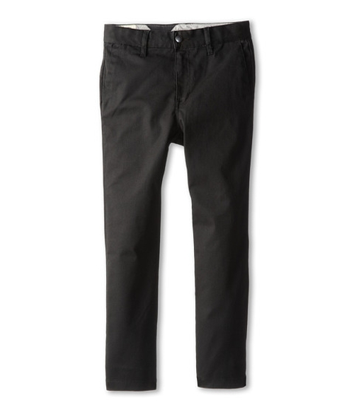 Frickin Modern Stretch Chino Pants by Volcom Kids in Adult Beginners