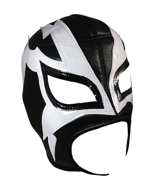 Shocker Adult Lucha Libre Wrestling Mask by Mask Maniac in Hot Pursuit