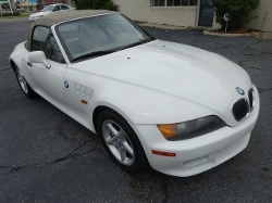 1998 Z3 Sports Car by BMW in Masterminds