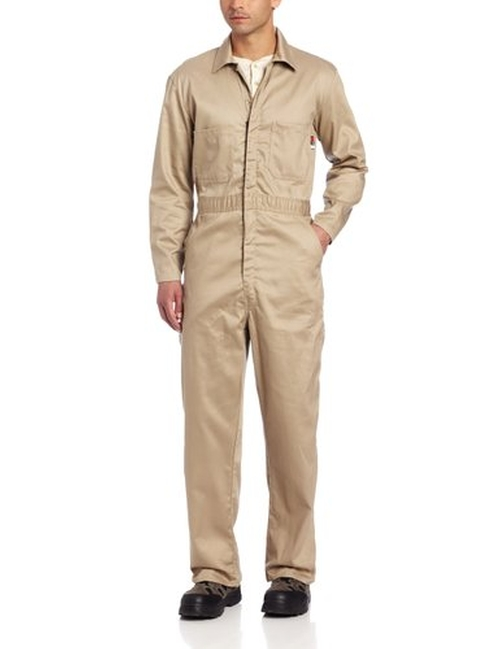 Flame Resistant Contractor Coverall by Walls in The A-Team