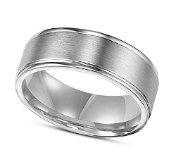 Men's Sterling Silver Ring by Macy's in St. Vincent