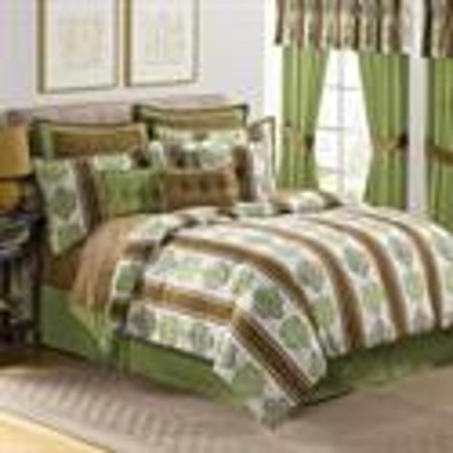 Isabella Multi-Piece Comforter by Brylane Home in Neighbors