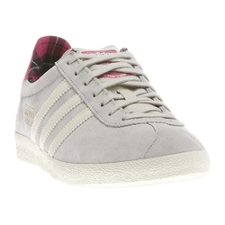 Gazelle OG 2 Sneakers - Bliss / Blaze Pink / Ecru by Adidas Originals in While We're Young