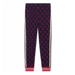 GG Jacquard Jogging Pants by Gucci in Empire