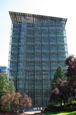 Portland, Oregon by Edith Green Wendell Wyatt Federal Building in If I Stay