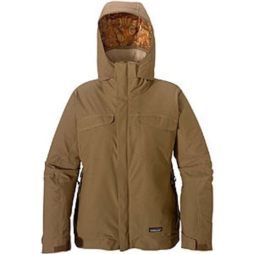 Rubicon Puff Insulated Ski Jacket by Patagonia in Twilight